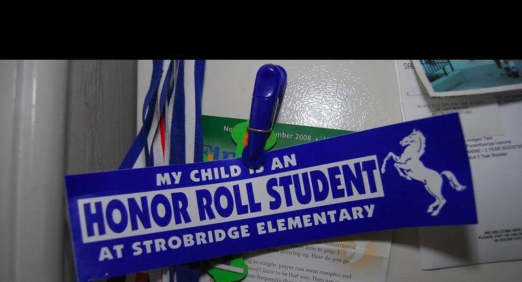 grades-considered-honor-roll
