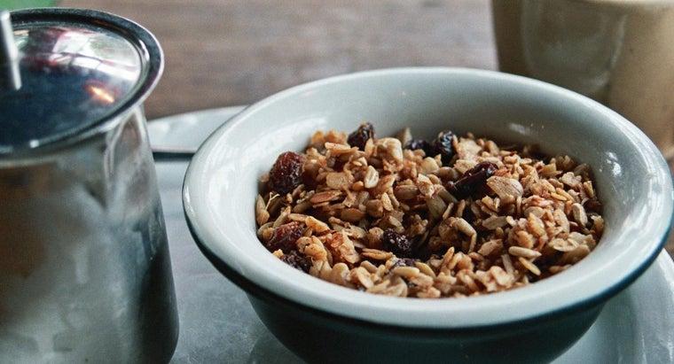 granola-fattening