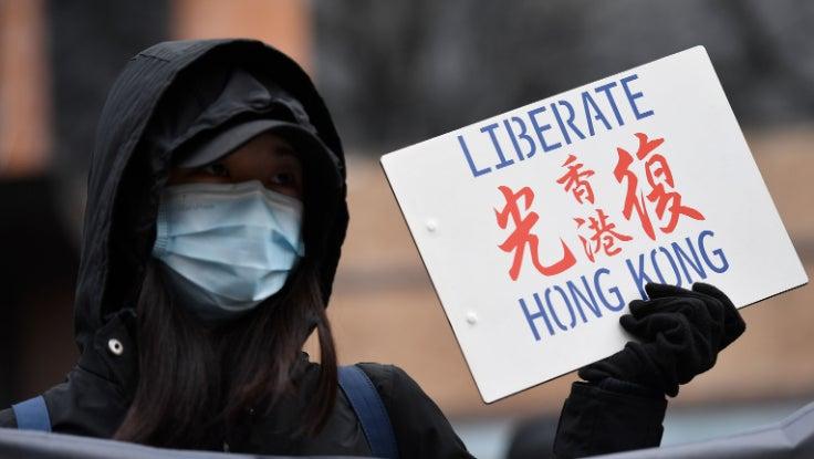 Hong Kong Liberation Feature 1