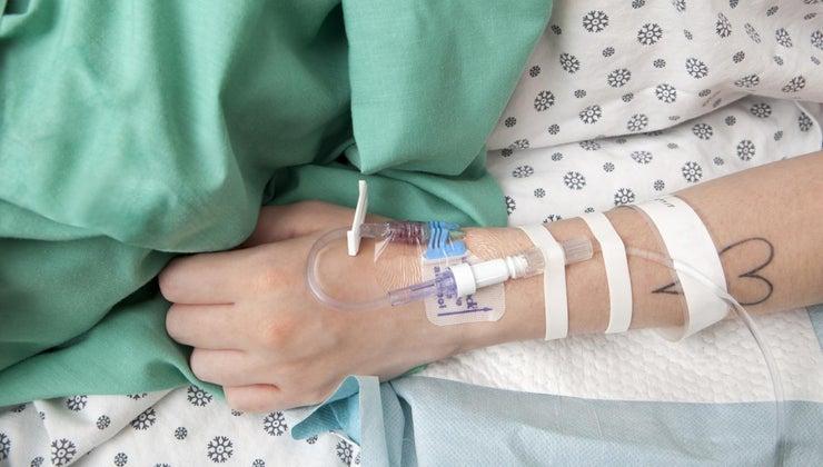 hospitals-use-saline-drip-iv