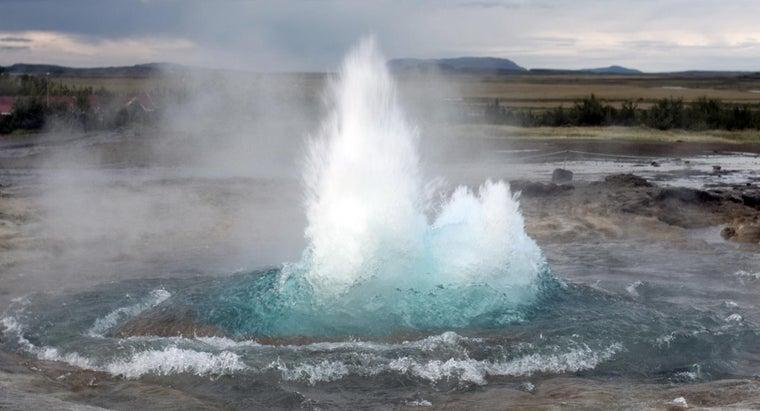 geysers-form