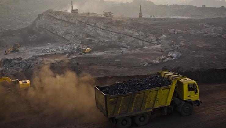 coal-extracted