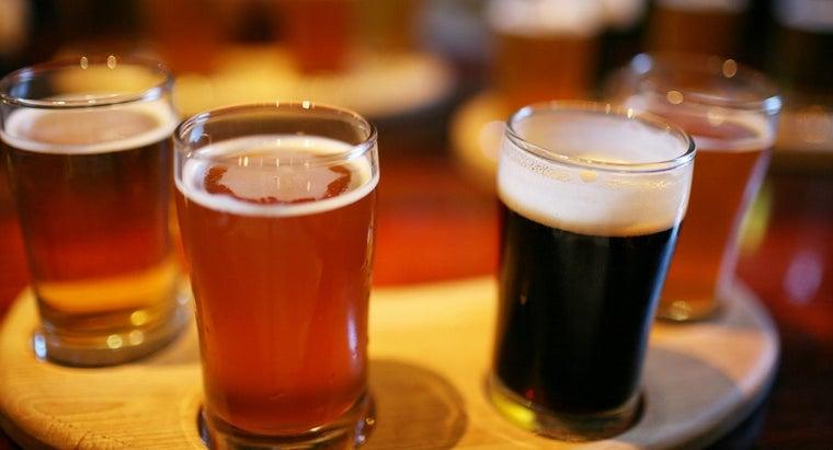 many-types-beer-world