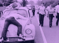 How Did the VW Beetle Become an Emblem of the '60s?