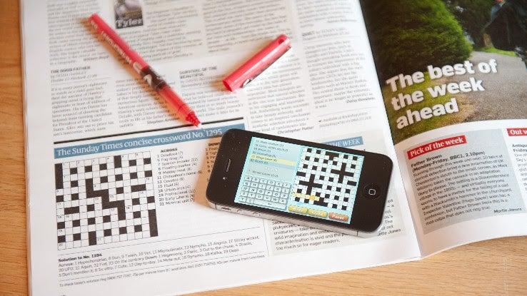 The Secret Science of Solving Crossword Puzzles