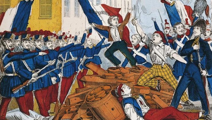 led-french-revolution