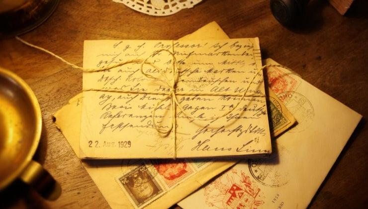 letter-postmarked