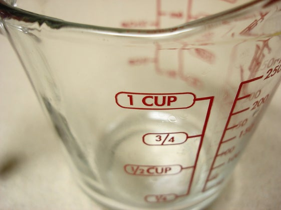 Liter Water