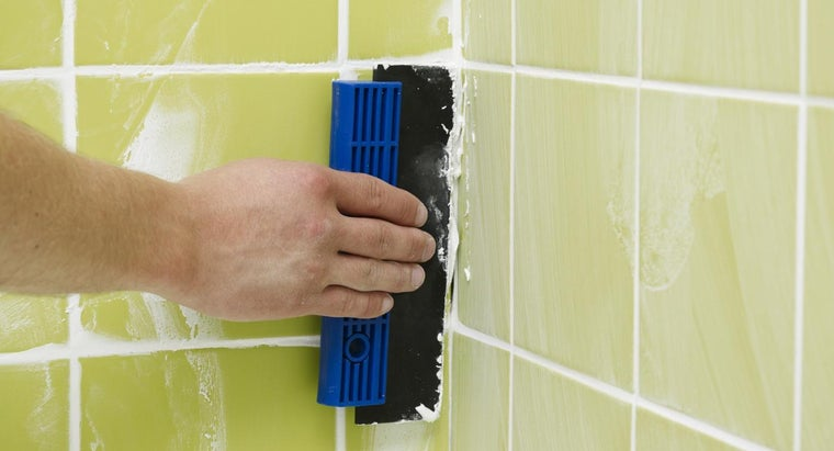 How Long Does Grout Need To Dry Reference Com
