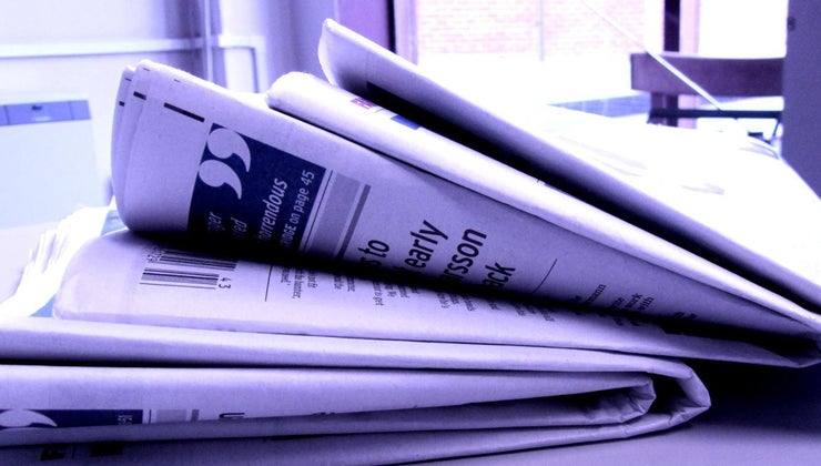 long-newspaper-decompose