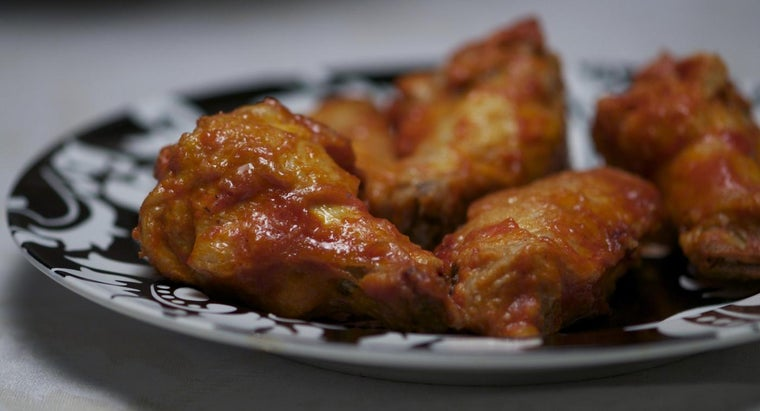 many-calories-buffalo-chicken-wings
