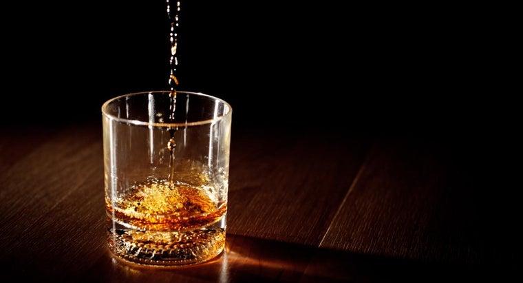 many-calories-shot-bourbon