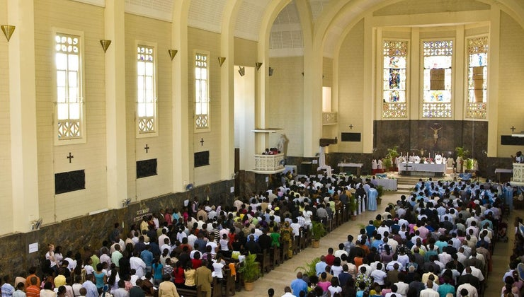 many-christians-world-today