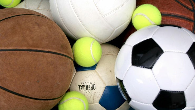 many-different-sports