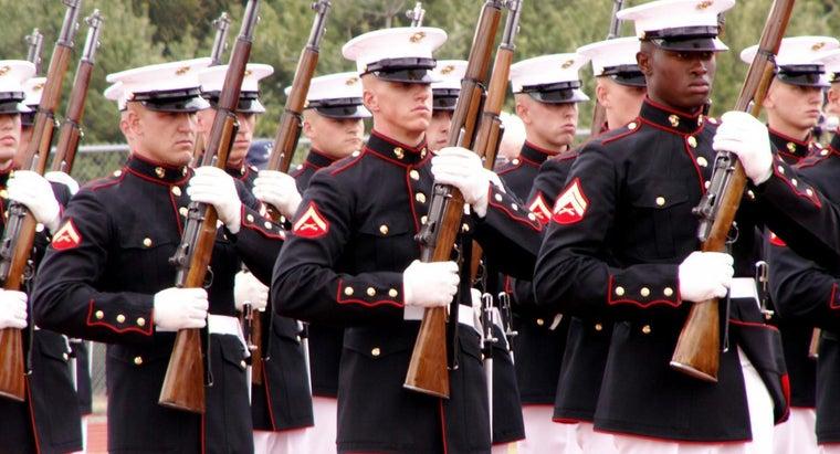 many-marines-die-year