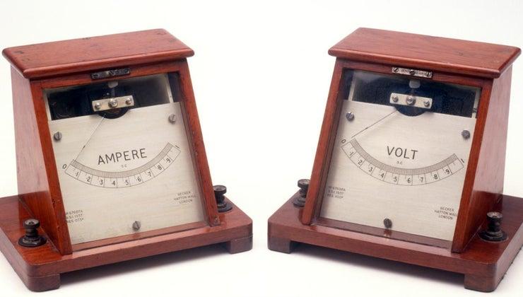many-milliamps-volt