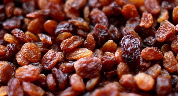 many-raisins-one-gram