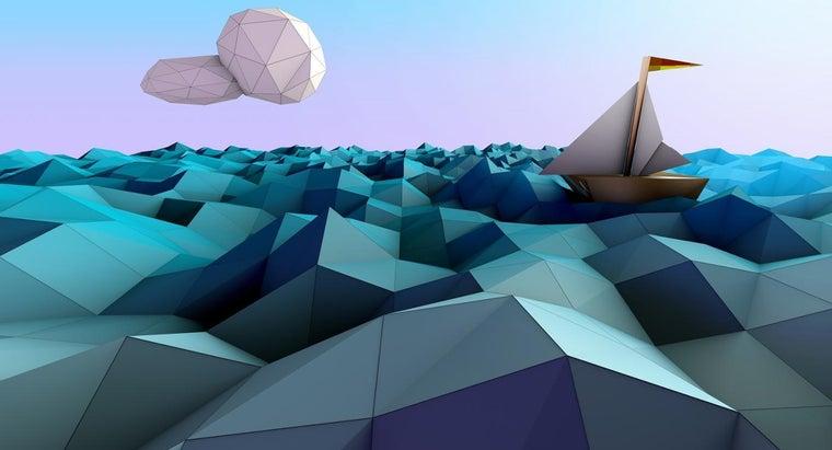 many-triangles-pentagon
