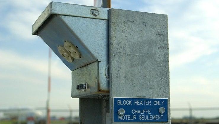 many-watts-block-heater-use