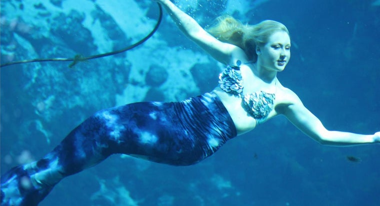 mermaids-real