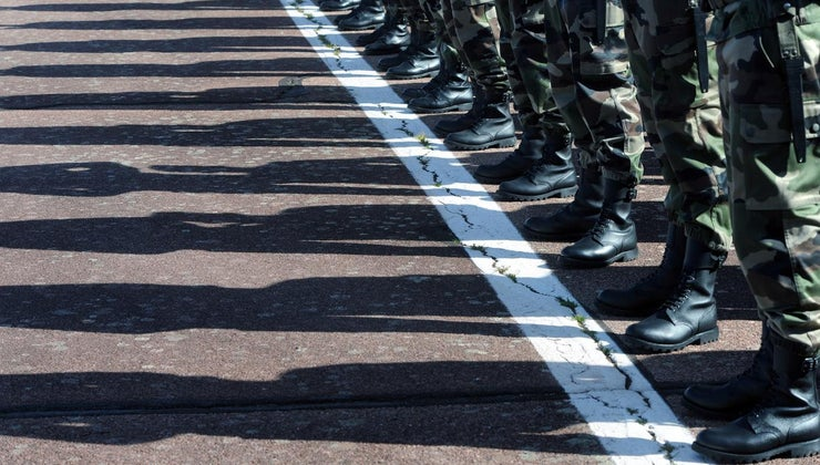 military-grunt