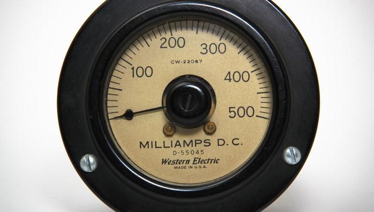 milliamps
