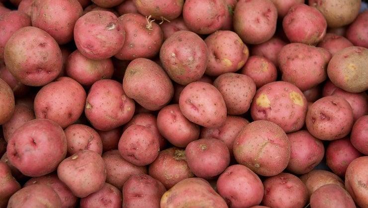 molarity-potato