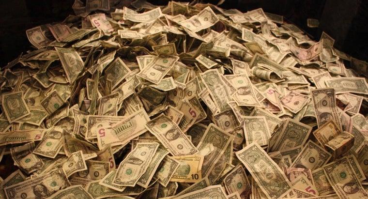 money-created