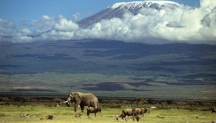 mount-kilimanjaro-formed