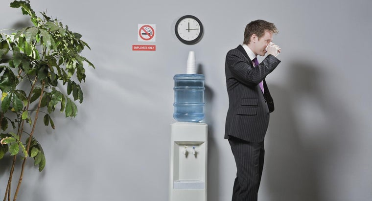 much-electricity-water-cooler-use
