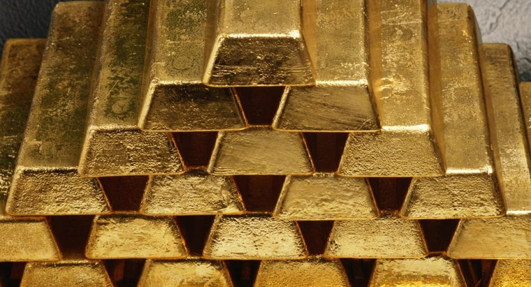 How Much Is A Gold Bar Worth