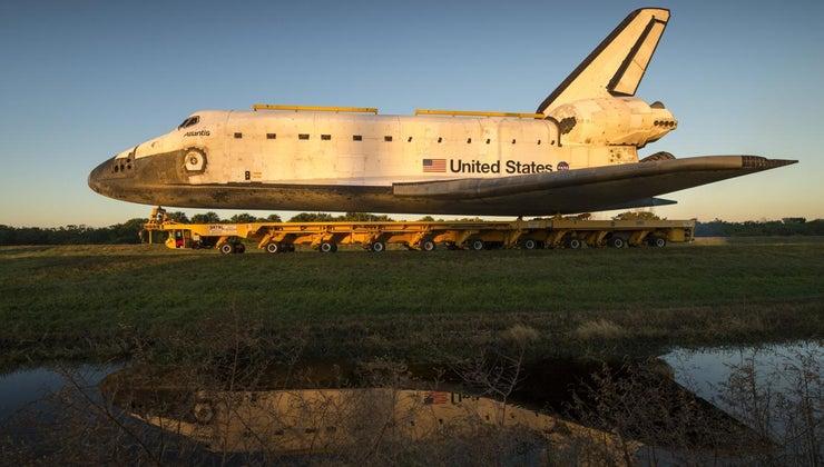 much-space-shuttle-weigh