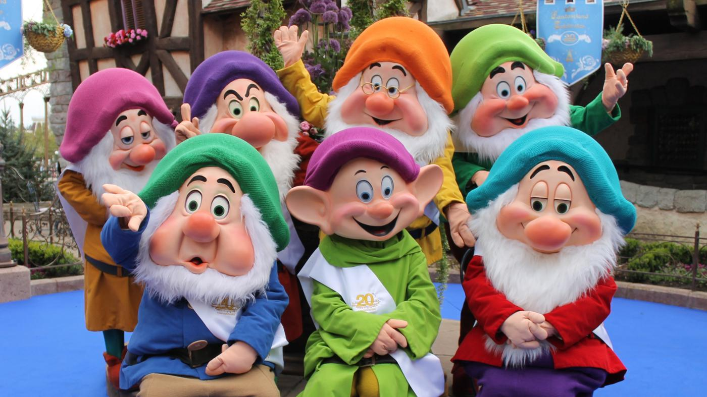 7 Dwarfs Names That'll Make You Relive All the Good Old Memories