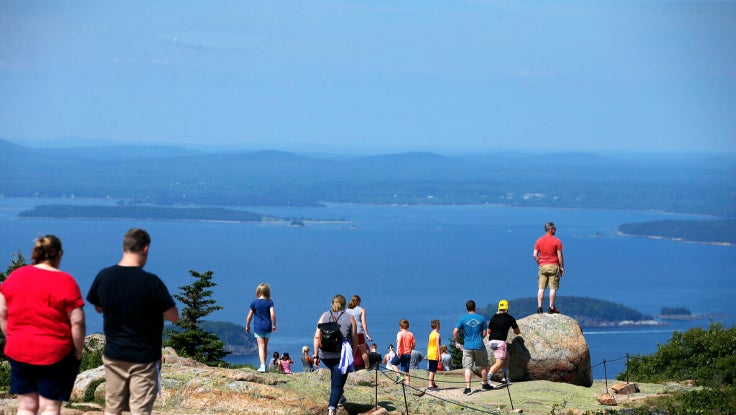 National Parks Safe Acadia