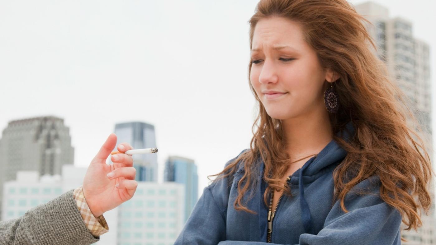 Issues teen peer