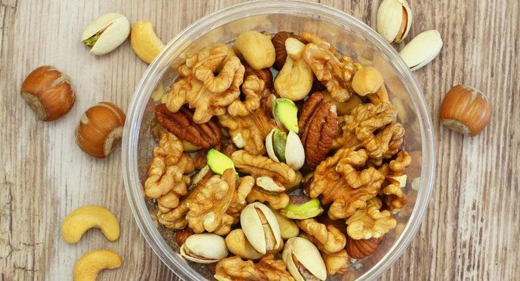 nuts-high-potassium