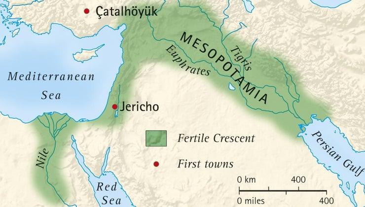 population-mesopotamia