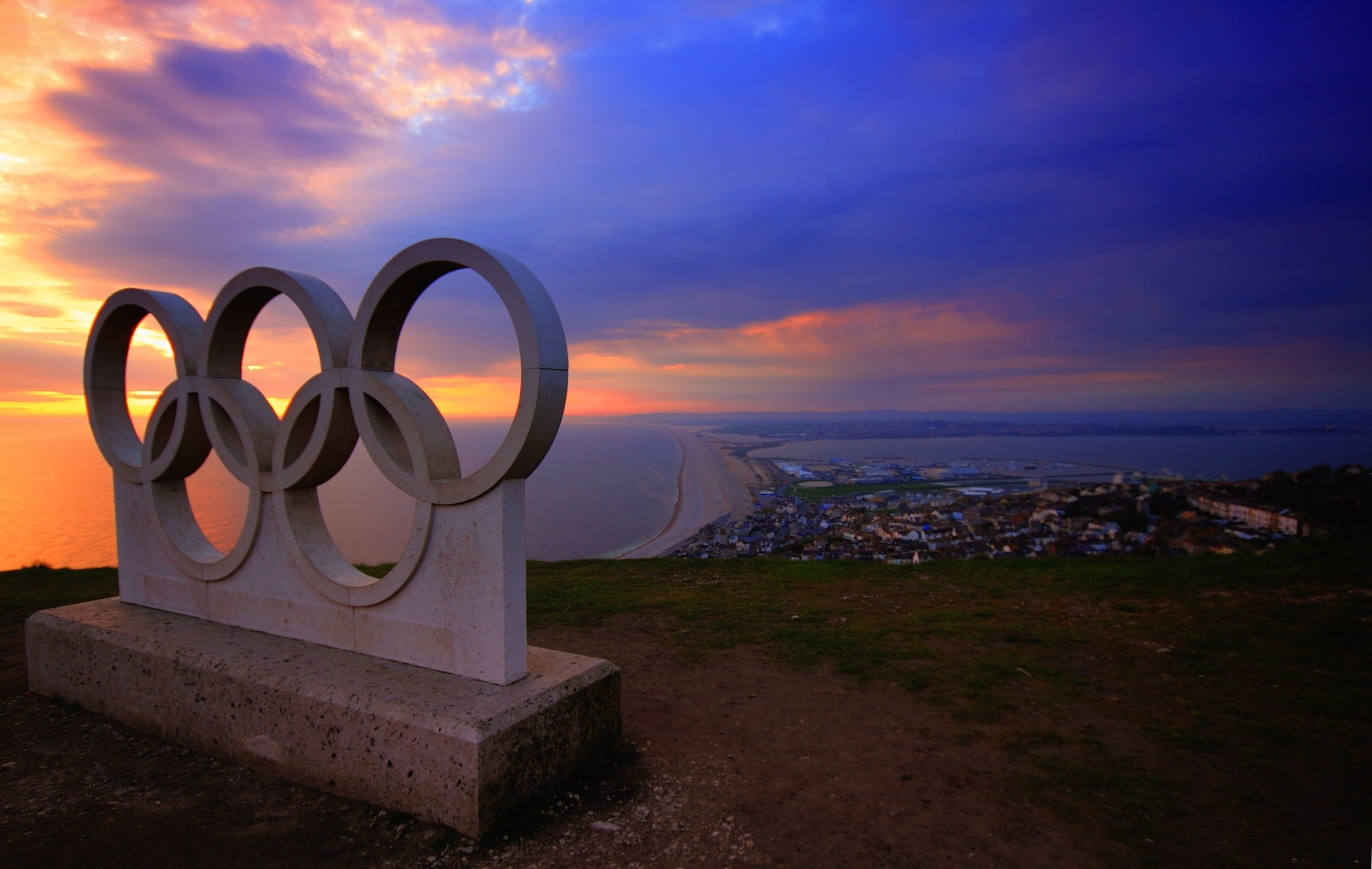 Why Were the Five Colors of the Olympic Rings Chosen?