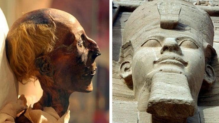 Rams Mummy