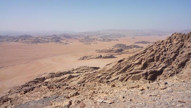 sand-formed