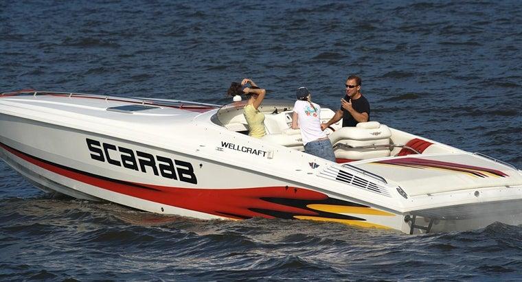 scarab-boats