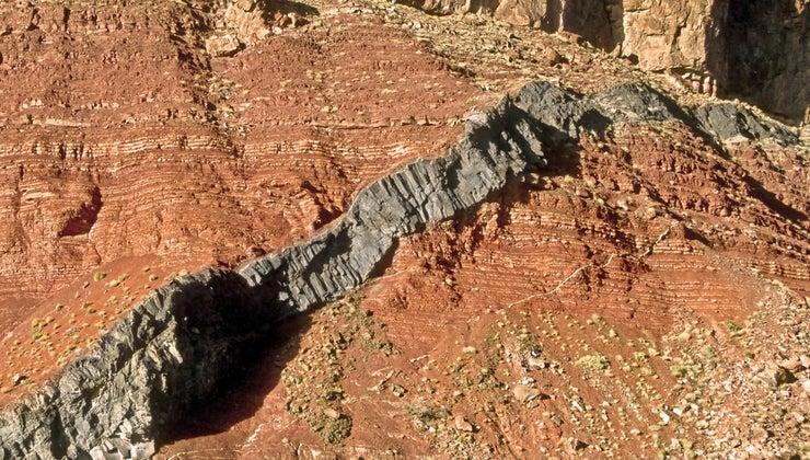 shale-formed