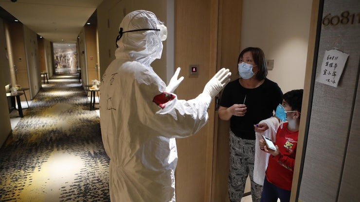 Shanghai Quarantine