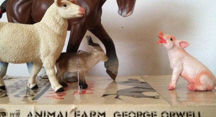 short-summary-animal-farm-george-orwell