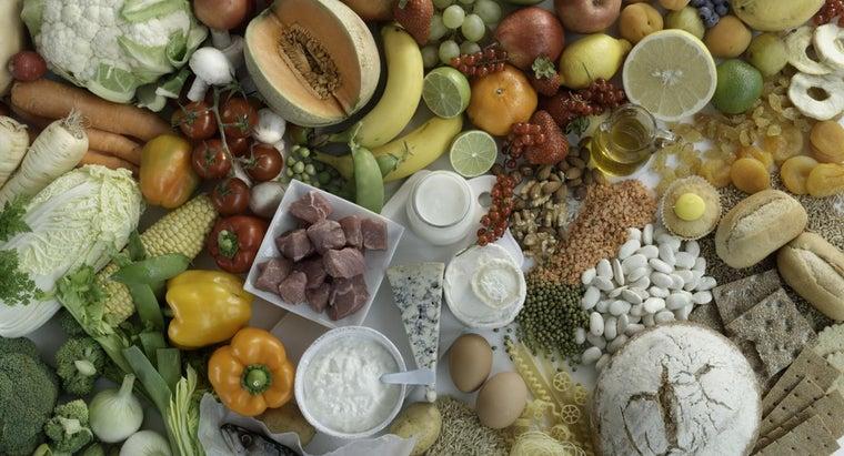six-food-groups