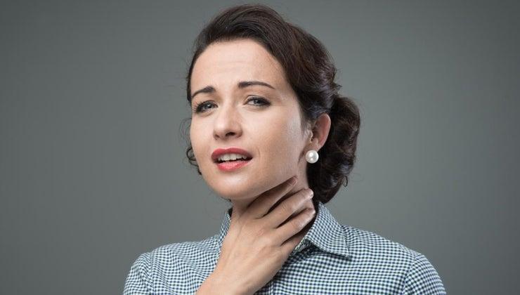 soothe-swollen-neck-glands