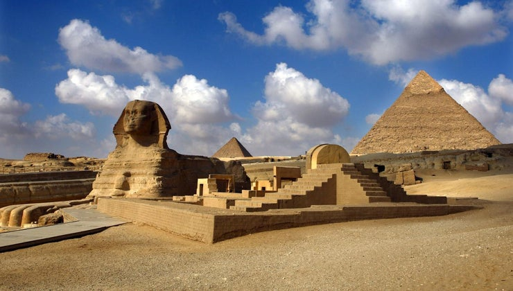 sphinx-located