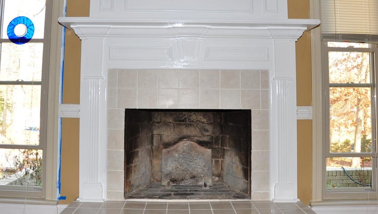 standard-height-fireplace-mantel