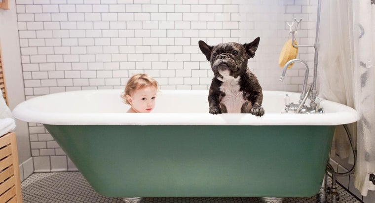 standard-size-bathtub