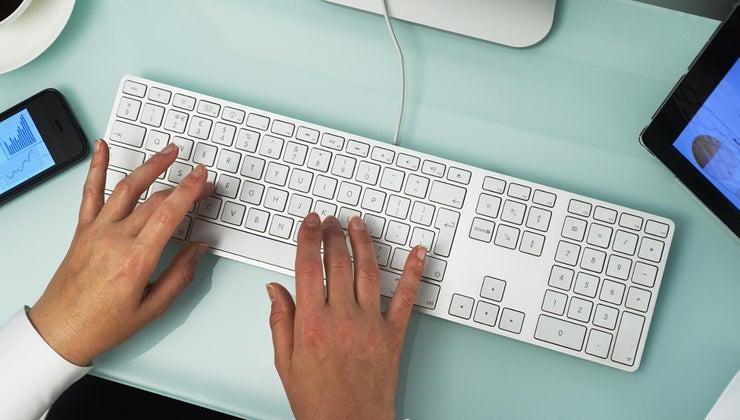 standard-typing-speed